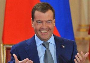 """""""Vk mho cucumber"""". """"Твиттер"""" Дмитрия Медведева кто-то взломал"""