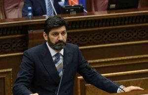 Ваге Григорян вступает в полномочия председателя Конституционного суда