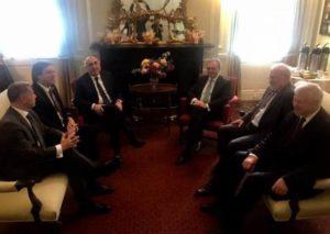 В Вашингтоне проходит встреча Мнацаканян-Мамедъяров