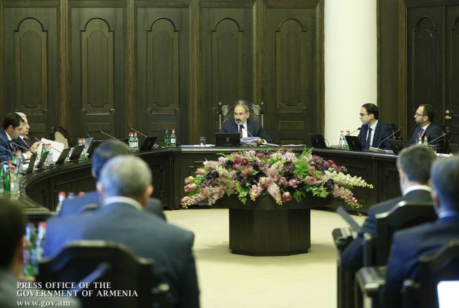Правительство Армении одобрило проект повышения минимальной зарплаты сразу на 13 тысяч драмов