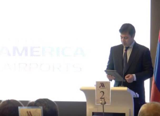 Директор компании «Корпорасион Америка»: Мы рады реализовывать проекты в Армении