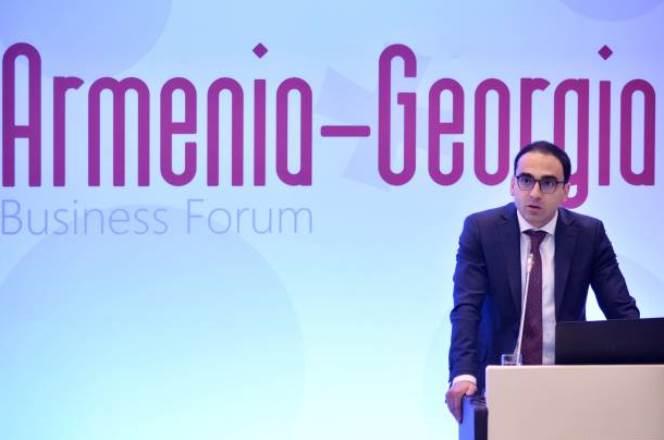 Плоды сотрудничества будут заметны в краткосрочной перспективе: Тигран Авинян на армяно-грузинском бизнес-форуме