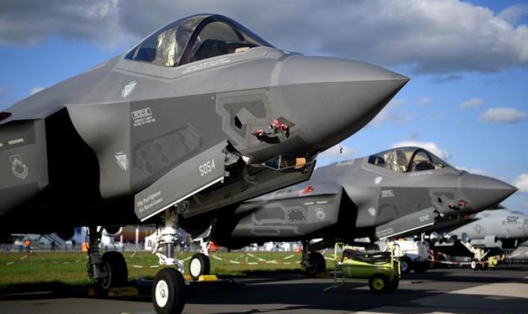 Турция окончательно отстранена от производства истребителей F-35