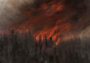 Площадь лесных пожаров в Сибири растет, дым накрыл даже Казахстан