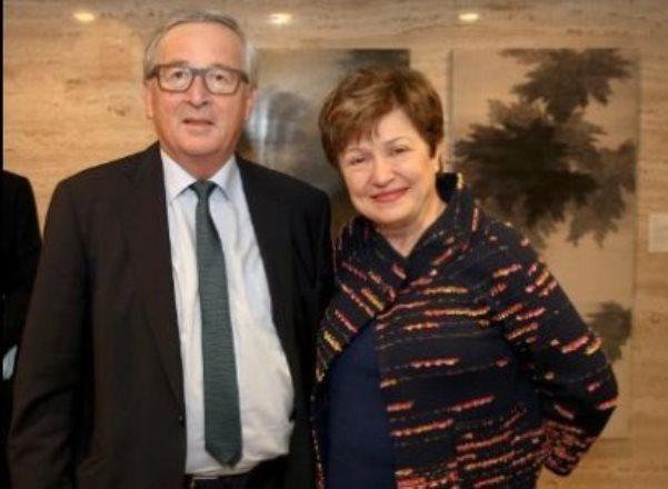 Жан-Клод Юнкер представил кандидата Европы на пост главы МВФ