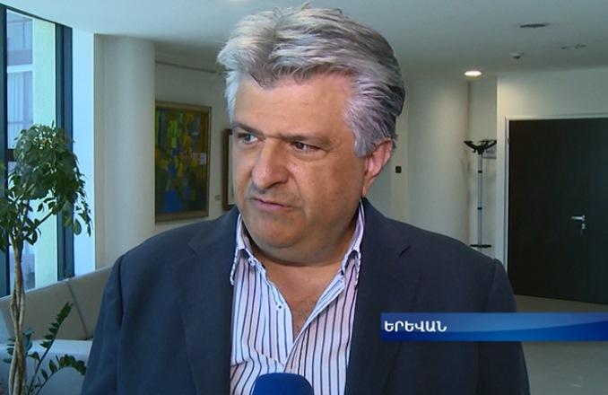Вардан Сирмакес: Армения приступает к строительству аффинажного завода