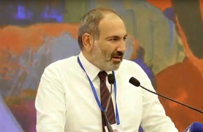 В Цахкадзоре стартовал бизнес-форум «Мой шаг во имя Котайкской области»: на форуме присутствует Пашинян