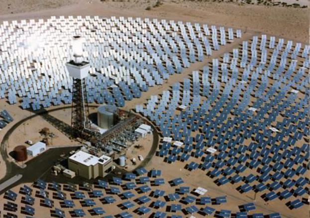 В городе Раздан построят 2 солнечные ЭС мощностью 1 МВт