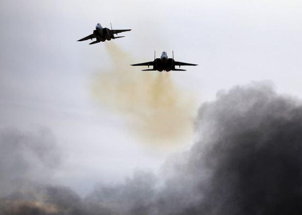 ВВС Сирии ударили по вторгнувшимся турецким оккупантам