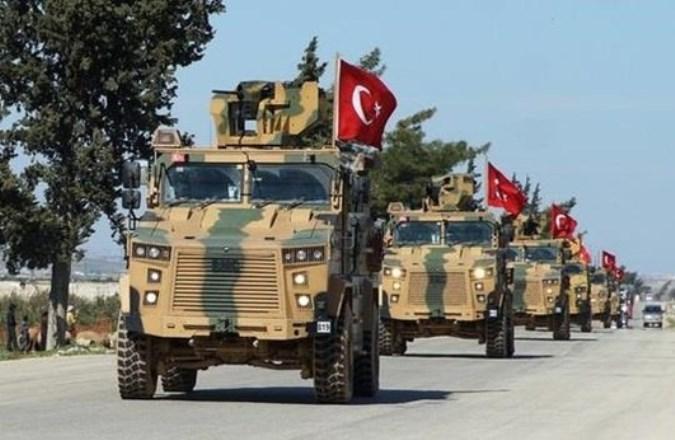 Турецкие оккупанты с оружием для террористов направились в провинцию Идлиб