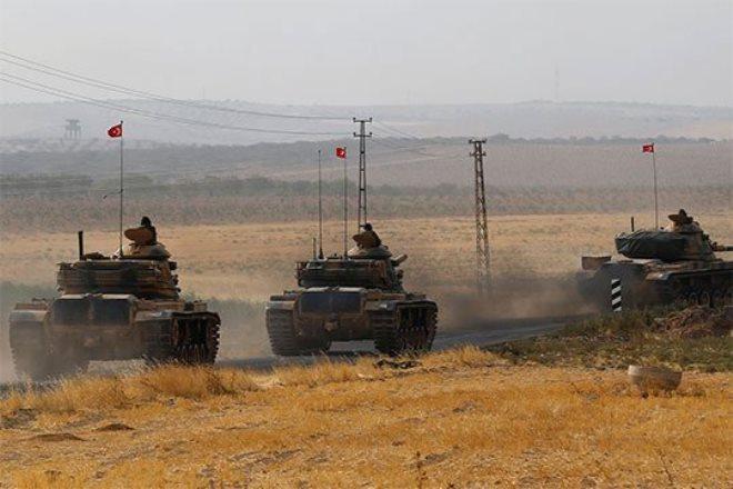 Минобороны Турции сообщило о трех погибших и 12 раненых при атаке сирийских ВВС