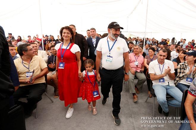 Никол Пашинян: Наша цель – сделать стартап в Армении доминирующим видом мышления