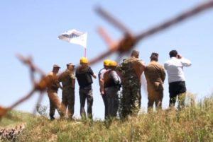 Мониторинг ОБСЕ на линии соприкосновения вооруженных сил Арцаха и Азербайджана