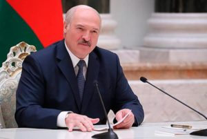 Александр Лукашенко направил поздравительное послание по случаю дня рождения Гарегина II