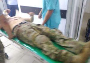 Штурм дома Атамбаева — в больнице скончался один спецназовец, часть силовиков сдалась протестующим