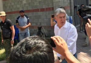 И Путин не помог: Кыргызский спецназ со стрельбой задержал экс-президента, есть раненые