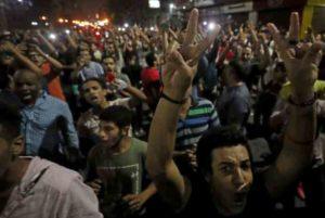 """Новая """"Арабская весна"""": В Египте прошли антиправительственные митинги"""