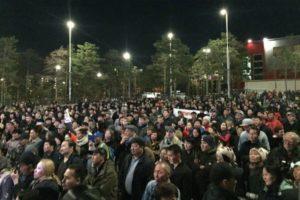 В Бурятии на митинг после задержания шамана вышли 600 человек