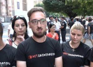 Так называемый сторонник Кочаряна арестован по делу о неуважении к судье