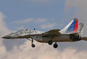Словакия запретила полеты на истребителях МиГ-29, их заменят на американские F-16