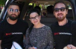 Арестован еще один человек, фигурирующий в инциденте с участием судьи Анны Данибекян
