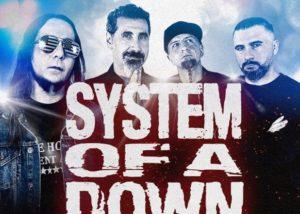 System of a Down направит прибыль от европейского тура в фонд «Мой шаг»