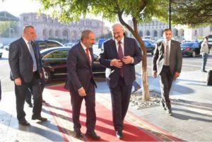Политика Беларуси в отношении Армении никогда не изменится, мы всегда будем братьями – Лукашенко