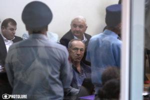 Кочаряну не инкриминируются действия, исходящие из его статуса: прокурор