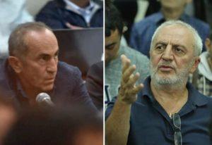 Арам Манукян: на скамье подсудимых преступники