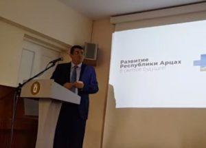 Араик Арутюнян: Апрельская война завершилась быстро, так как у Азербайджана не было ресурсов для длительных боевых действий