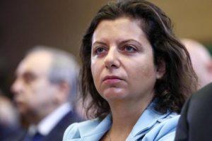 Facebook заблокировал страницу Маргариты Симоньян
