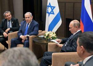 Россия пригрозила сбивать израильские самолеты
