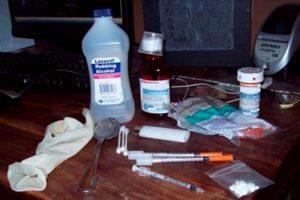 Под Петербургом двухлетний ребенок отравился наркотиком