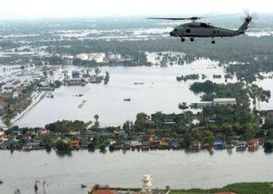 Наводнения в Таиланде: погибли более 30 человек, эвакуированы десятки тысяч жителей