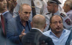 Кочарян останется под арестом