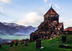США предоставят Армении грант для сохранения монастыря Санаин на 100 тыс. долларов