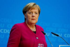 Меркель: Европа выступает за дипломатическое решение по Ирану