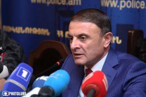 Валерий Осипян будет отправлен в отставку с поста главы Полиции