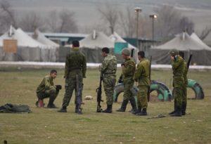 Нападение на российских военных в Таджикистане, двое ранены