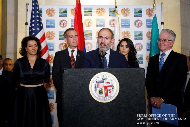 Правительство Армении в состоянии реализовать столько же масштабных программ, сколько осуществил фонд Линси