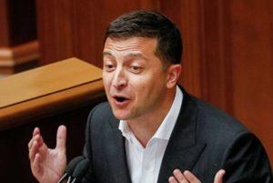 Зеленский предложил бороться с коррупцией с помощью флешмоба