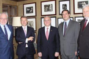 Глава МИД Армении встретился с сопредседателями Минской группы
