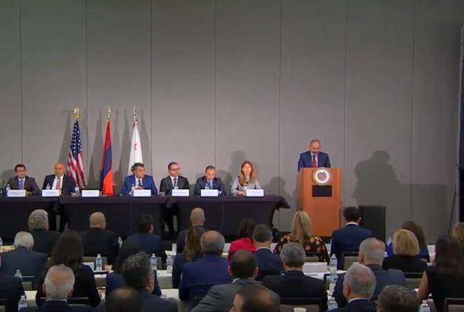 Армения лучшим образом соответствует ведению бизнеса с Калифорнией – Пашинян
