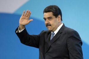 Мадуро прибыл в Россию