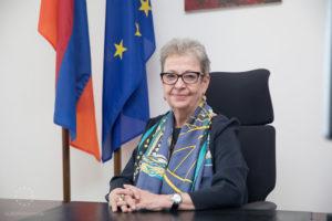 Борьба с коррупцией является одной из приоритетных задач правительства Армении – глава представительства ЕС