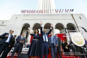 Премьер-министр Армении представил цель своего выступления перед гражданами США