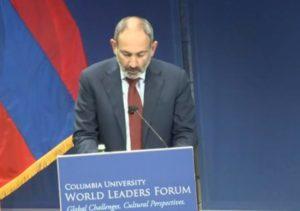 Диаспора является очень важным фактором для демократических реформ – Пашинян