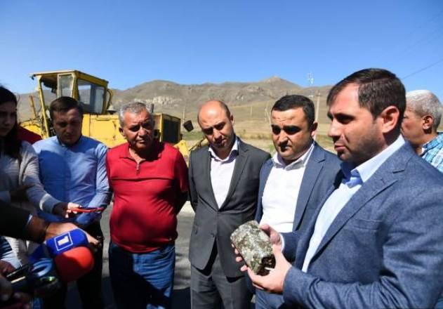 До конца года будут проведены работы по капитальному ремонту и среднему ремонту 330 км дорог
