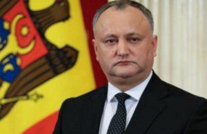 Президент Молдовы приедет в Армению