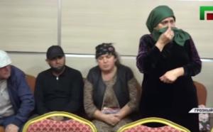 Трех уроженок Чечни, попросивших жилье у Кадырова, заставили публично извиниться